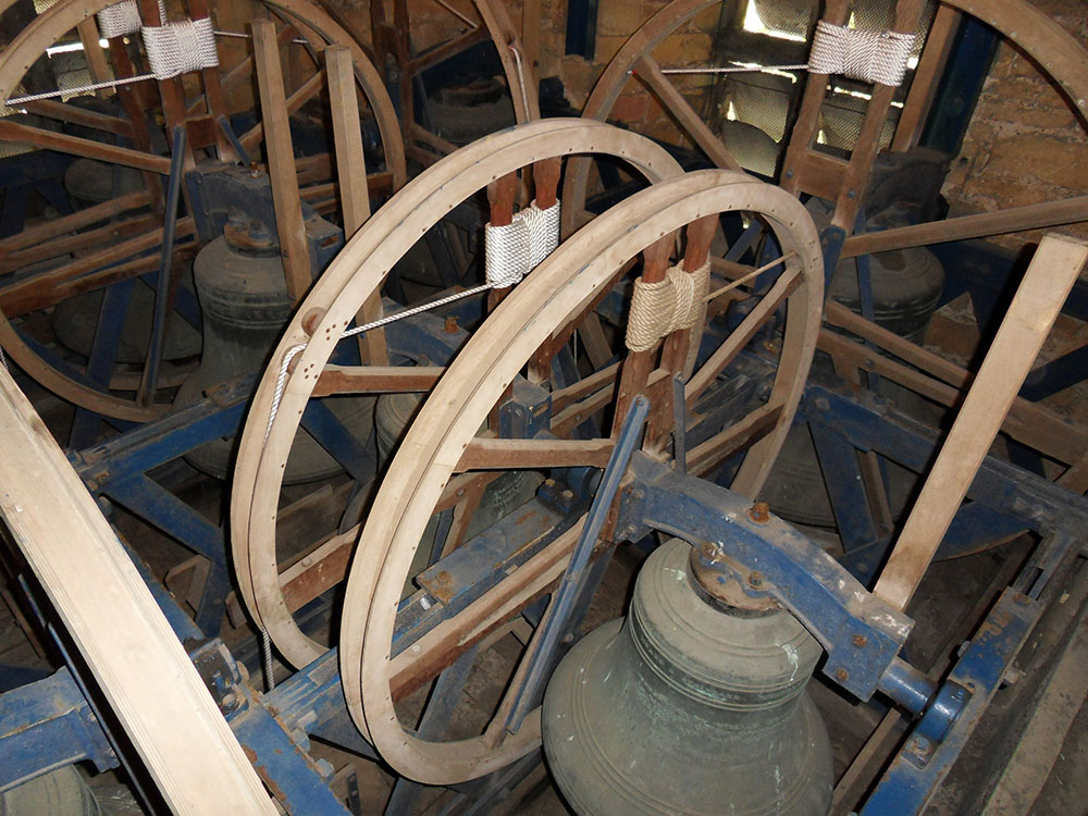 ODG Oxford City Branch · Church Bell Ringers · Details of